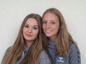 Patinnen der 5b sind Vera (10a) und Marie (10c)