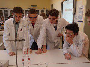 chemie elektrolyse von wasser