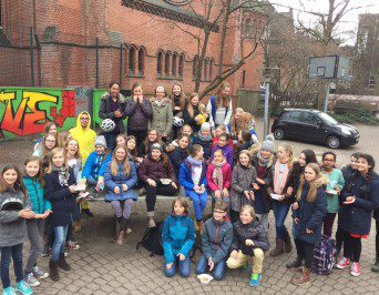 The Easter Hunt – A real success!