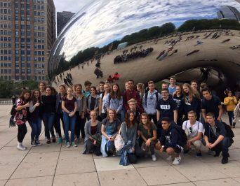 Gegenbesuch der Amerikaner aus Chicago
