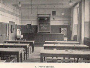 hlg physikraum 1910