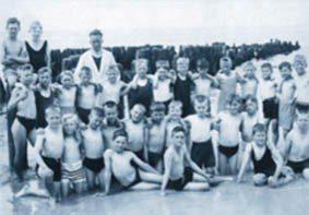 schulklasse 1930 auf sylt