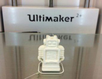 Neuer 3 D-Drucker für das HLG – Dank den Spendern