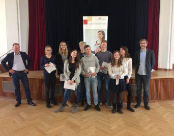 Jugend debattiert 2017