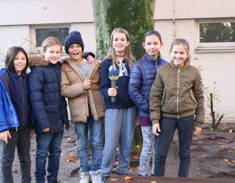 """""""Radio für Kinder"""" (NDR) zu Gast am HLG"""