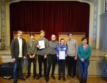 Erfolge beim Regionalfinale 'Jugend debattiert'