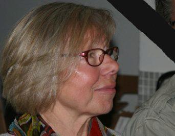 In memoriam Gisela Stranz