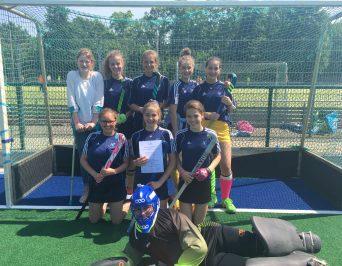 'Jugend trainiert für Olympia': Feldhockey Mädchen 2018 (WKIII, Jg. 2003-2006)