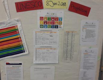 """""""Brennpunkt Zukunft – Agenda 2030"""" – unser UNESCO-Projekttag"""