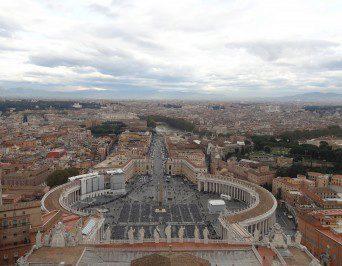 Studienfahrt nach Rom – 2014