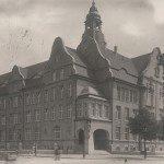 hlg gebäude um 1910