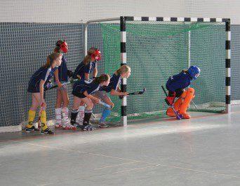Hockey Mädchen 2017