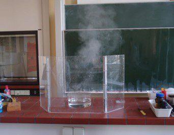 Natex-Wettbewerb, Chemie