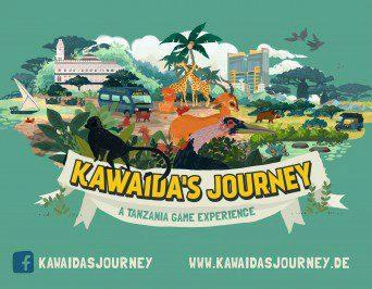 "2016 – Gemeinsam neue Wege am Smartphone beschreiten: ""Kawaida's Journey – A Tanzania Cultural Game App"""
