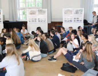 Schülerbericht: DDR-Zeitzeugentag 2014 (Jahrgang 10)