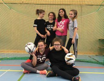Mädchenfußball – Regionalturnier