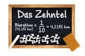 Zehntel und Triathlon
