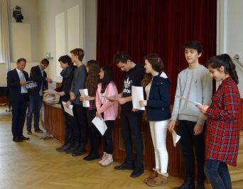Jugend debattiert – die Schulsieger stehen fest!