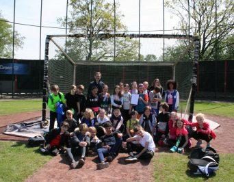 Baseballcamp 2018 – Tagesausflug der Klasse 5c