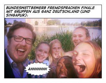 Bundeswettbewerb Fremdsprachen