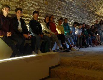 Lateinkurs erkundet Tarragona