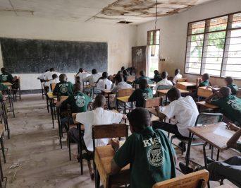 Mit Bildung in eine bessere Zukunft