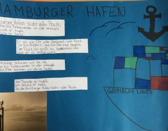 Mein Hamburg – Kreatives Schreiben im Deutschunterricht der 8c