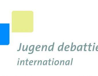 """Schulfinale """"Jugend debattiert"""""""