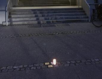 Gedenken an die Opfer der Pogromnacht 1938
