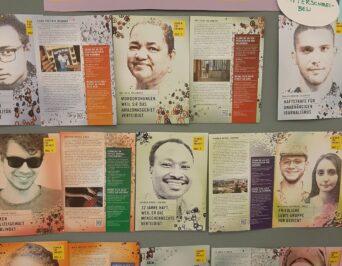 Schreiben für die Freiheit – Amnesty International Briefmarathon am HLG